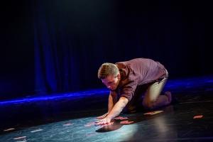 Choice  Choreografia: Alberto Poti, a.h. Tancuje: Oliver Foriš, 4. roč.