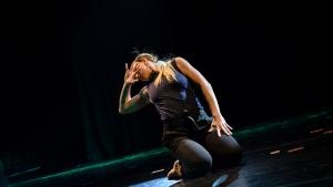Run  Naštudovala: N. Hudranová Tancuje: Nikola Hudranová, 4. roč.