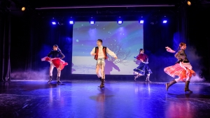 Dribna pripovidka / repertoár PUĽS Choreografia: Viliam Mikula, a.h. Naštudoval: Miroslav Benda