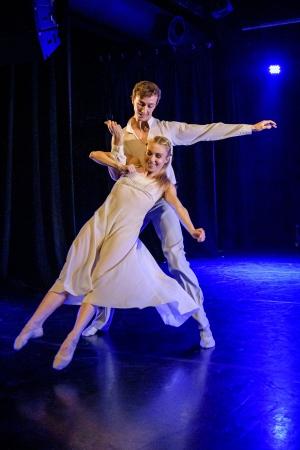 Rómeo and Julliet/ ch. Attila Egerházi/ úryvok z Royal ballet Fehérvár