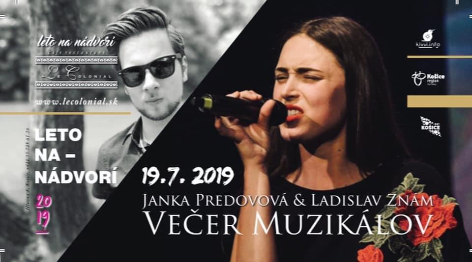 Lacko LeZlee Znam a Janka Predovová-koncert